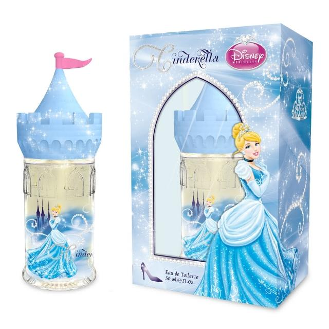 【Disney】Cinderella 灰姑娘 童話城堡香水(50ml)