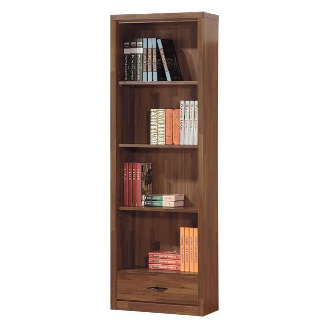 【顛覆設計】積木2尺下抽半開放書櫃