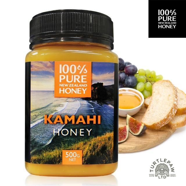 【紐西蘭恩賜】卡瑪希蜂蜜1瓶(500公克)