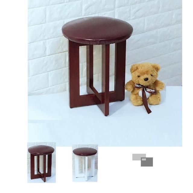 【ONE 生活】歐洲風化妝椅(實木椅-書桌椅)
