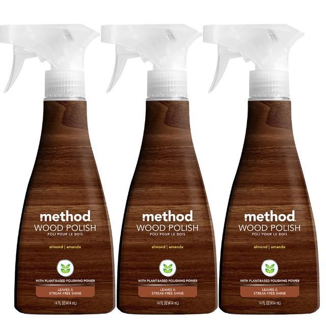 【Method 美則】木質保養清潔劑 354mlx3入