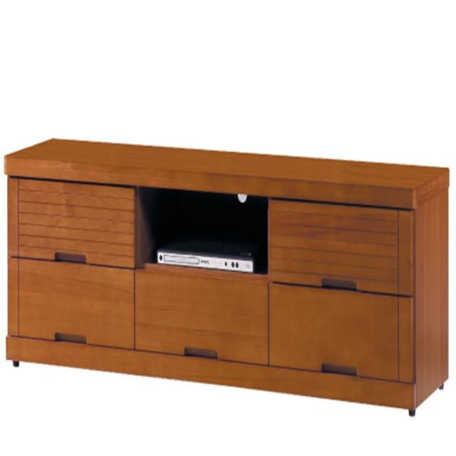 【H&D】凱西柚木5尺長櫃