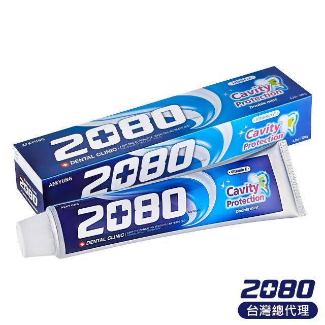 【韓國2080】防蛀護齦牙膏(120gX16入)