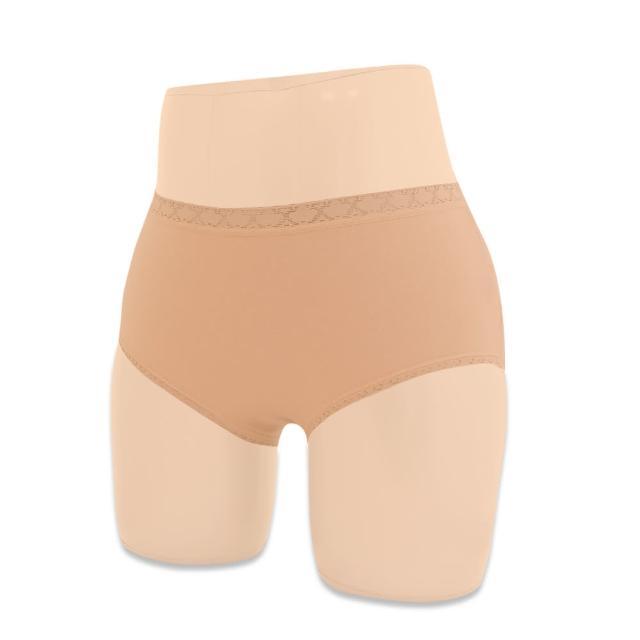 【日本】女用輕失禁安心保潔棉褲(米色)