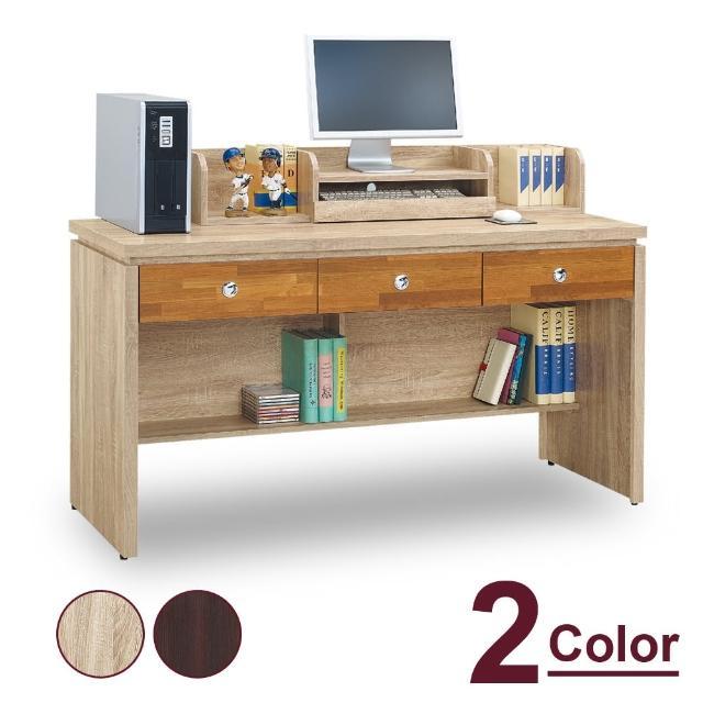 【時尚屋】萊特耐磨5尺電腦辦公桌 MT7-626-4(兩色可選 免運費 免組裝 電腦桌)