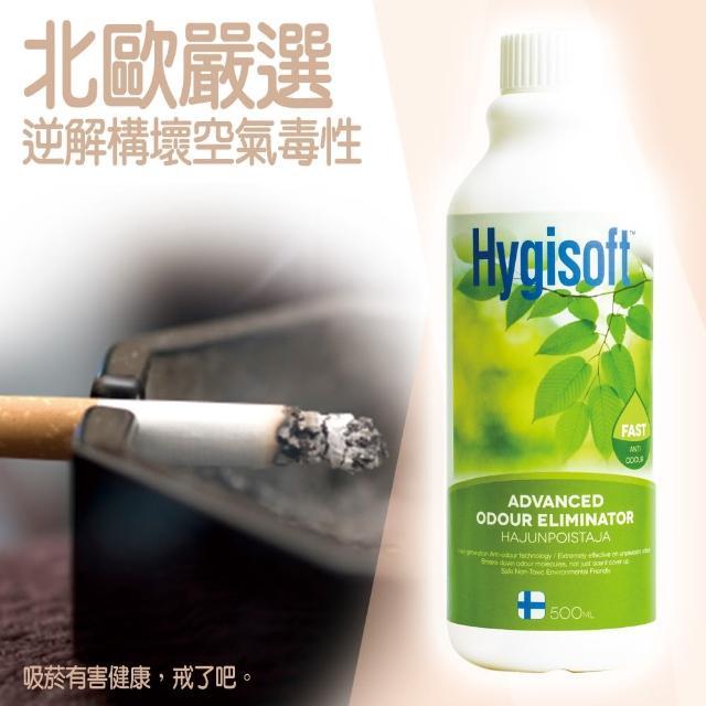【芬蘭Hygisoft科威】迅效除臭清新噴霧