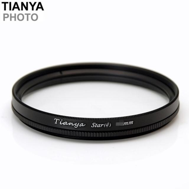 【Tianya天涯】8線米字星芒鏡43mm-可旋轉(星芒鏡
