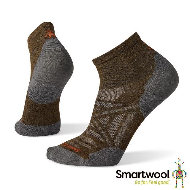 【SmartWool】PhD戶外超輕短筒襪(軍風橄綠)/