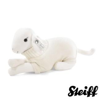 【STEIFF德國金耳釦泰迪熊】Lamb(北鼻頂級精品 玩偶)