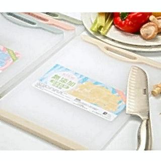 【典藏家】防滑加大切菜板(30X40X0.9cm)