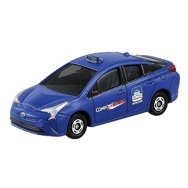 【TOMICA】亞洲限定 新加坡TAXI 藍(小汽車)