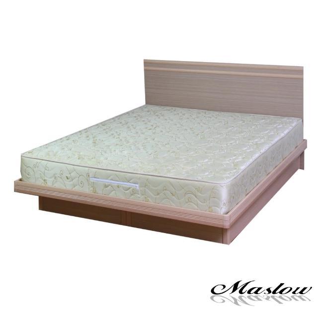 Maslow-悠活白橡 加大掀床組-6尺(不含床墊)