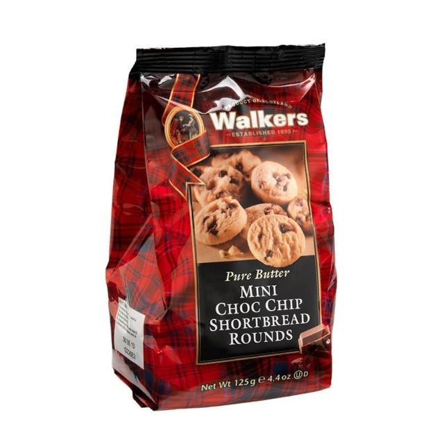 【Walkers】蘇格蘭皇家迷你奶油巧克力餅乾125g