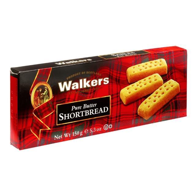 【Walkers】蘇格蘭皇家奶油餅乾150g