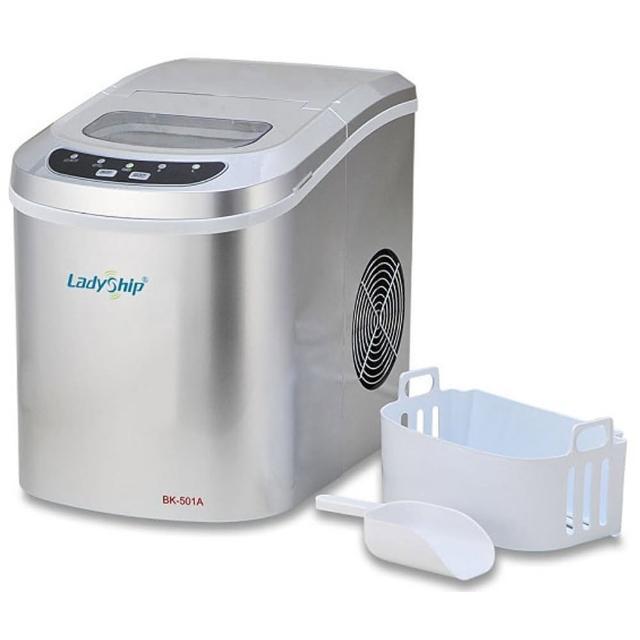 【貴夫人】微電腦全自動製冰機 BK-501A