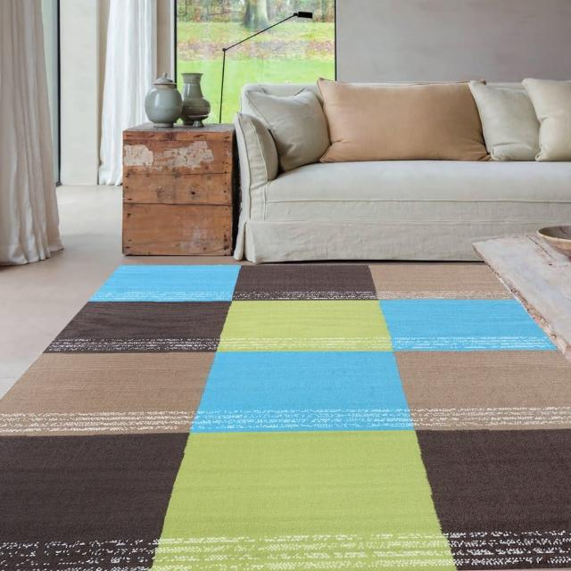 【Ambience】比利時Luna 現代地毯--方陣(160x225cm)