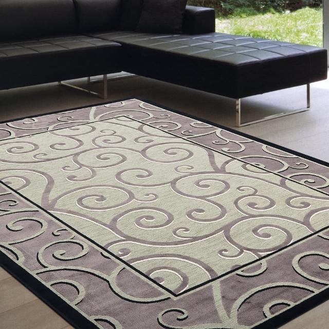 【Ambience】比利時Valentine 雪尼爾絲毯 -經典(140x200cm)