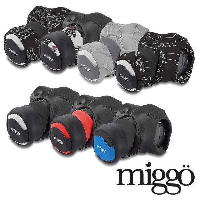 【miggo 米狗】二合一 彈性單眼手腕帶(MW GW-SLR 70)