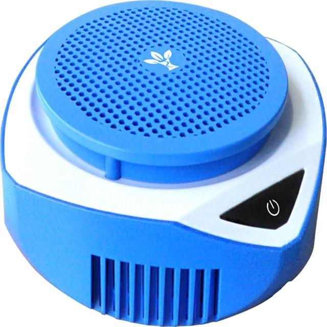 【麻新電子】EA-500森呼吸 車載空氣清淨機水漾藍(空氣清淨機)