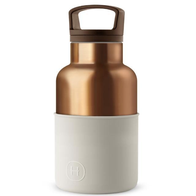 【HYDY】美國時尚保溫水壺-尤加利-古銅金