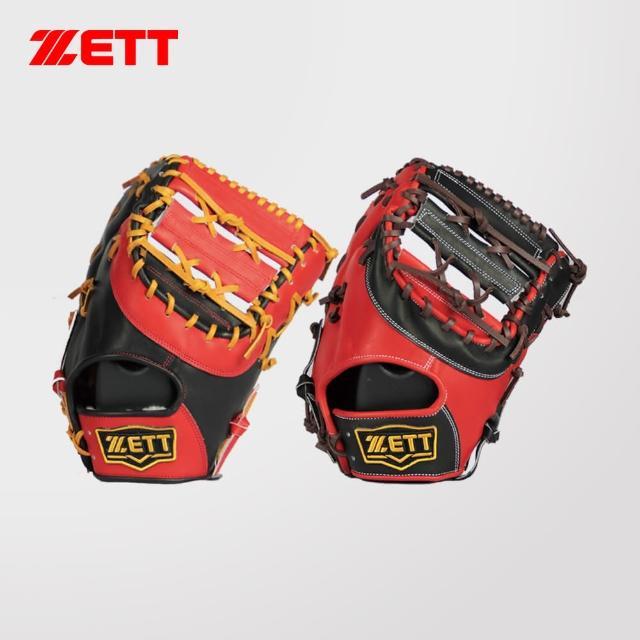 【ZETT】高級硬式金標全指手套 12吋 一壘手用(BPGT-203)