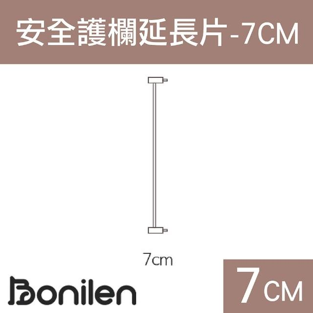【bonilen】TINI DOOR 兒童/寵物安全護欄專用延長片7cm(時尚2色)