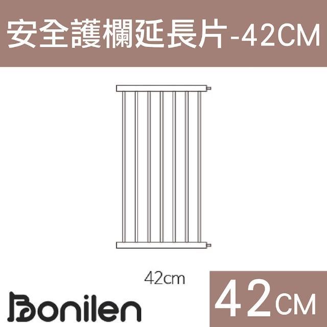 【bonilen】TINI DOOR 兒童/寵物安全護欄專用延長片42cm(時尚2色)