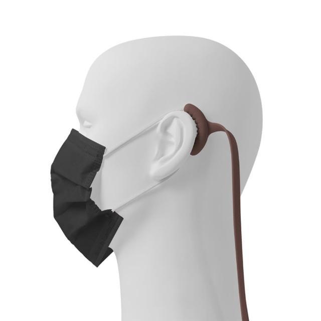 【Bone】口罩舒壓頸掛繩 Lanyard MaskTie - 深色組(口罩掛繩 掛繩 舒適繩 抒壓繩 頸掛繩)