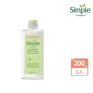 【Simple】親膚舒緩保濕化妝水(200ML)