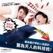 【DON】3D防鼾透氣蝶型枕-單入