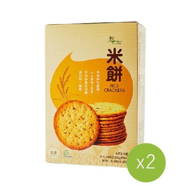 【里仁】New米餅280g(2入組)