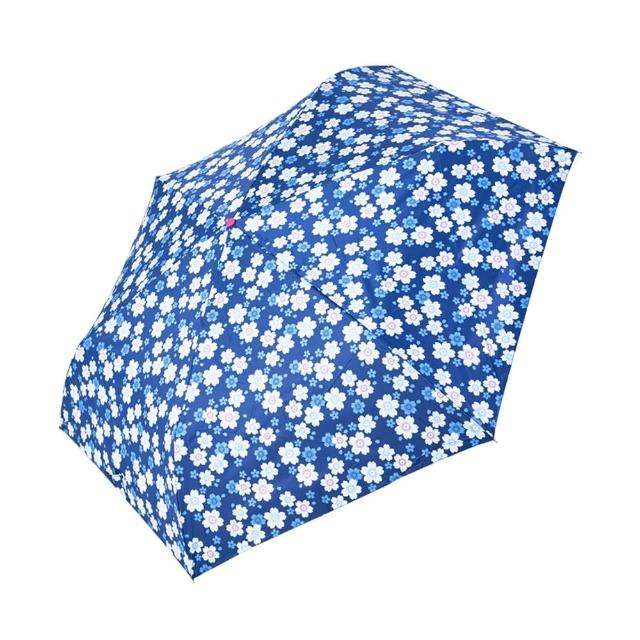 【rainstory】-8°降溫凍齡手開輕細口紅傘-花漾時光(遮光色膠系列)