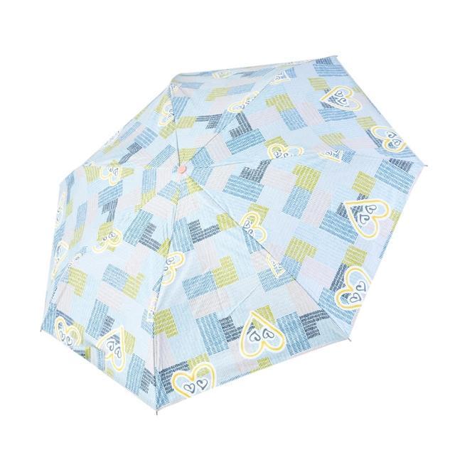 【rainstory】-8°降溫凍齡個人自動傘-Love Story(遮光色膠系列)