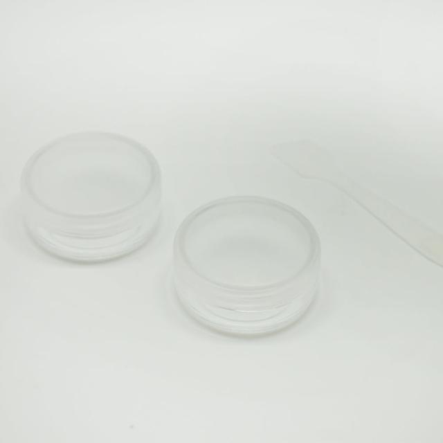 【Traveler】多功能面霜盒15g 2入+刮棒