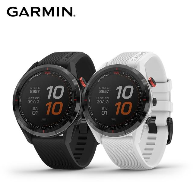 【GARMIN】Approach S62 進階高爾夫GPS腕錶