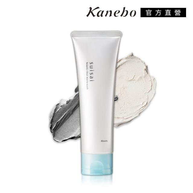 【Kanebo 佳麗寶】suisai毛孔淨透礦泥皂(130g)