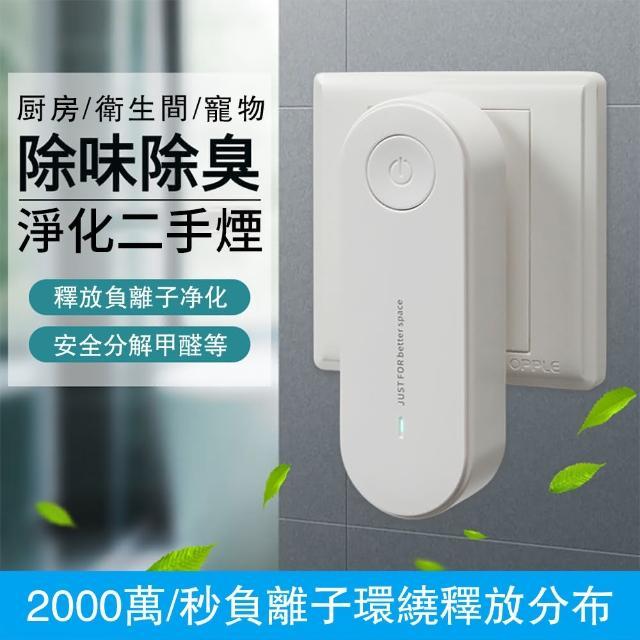 【空氣淨化器】負離子 空氣清淨機(除甲醛 除臭機 室內 清淨機)