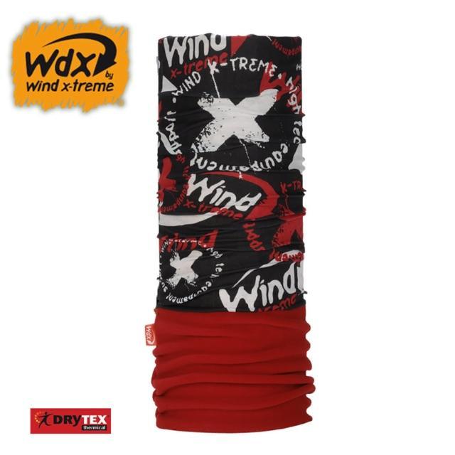 【Wind x-treme】速乾多功能保暖頭巾 DRYTHERM(多樣穿戴方式、防紫外線、抗菌、吸濕快乾)