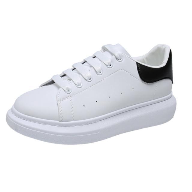 【Taroko】潮酷出街透氣反光厚底休閒鞋(3色可選)