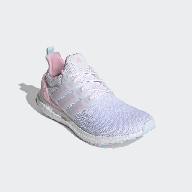 adidas 愛迪達【adidas官方旗艦館】V-DAY ULTRABOOST DNA 跑鞋 男/女(GZ2802)
