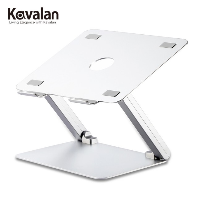 【Kavalan】折疊式鋁合金筆電/平板支架(95-KAV015)