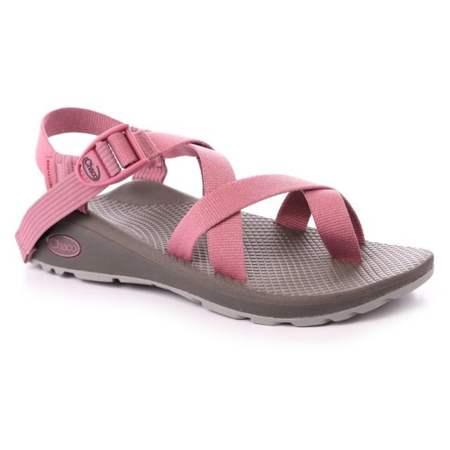 【CHACO】女 越野舒壓運動涼鞋-夾腳款CH-ZLW02HH10(紫石玫瑰)