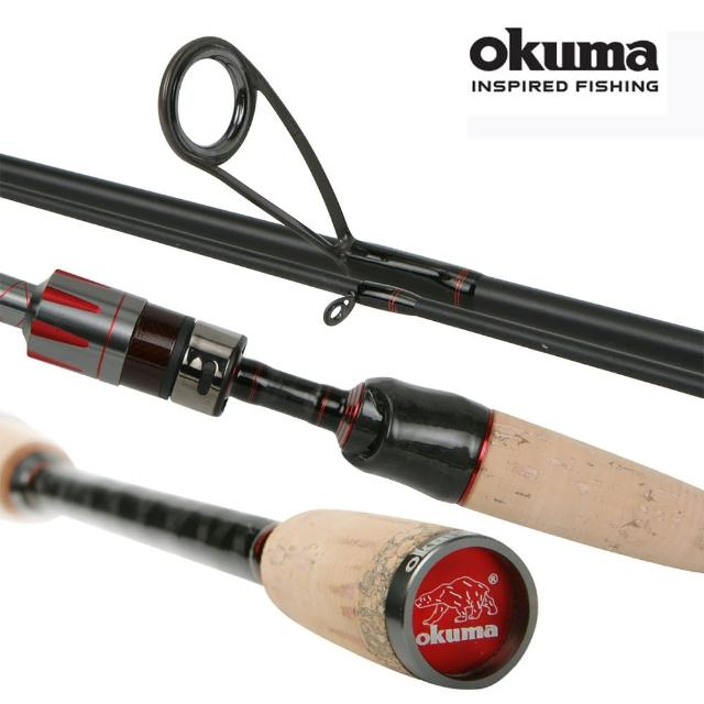 【OKUMA】RTX 阿提斯 路亞竿-RTX701M(一本竿設計黑鱸/溪流捲仔適用)
