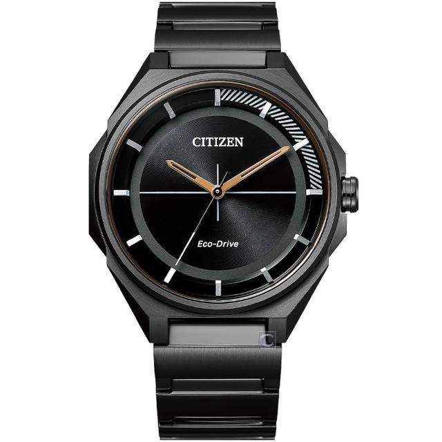 【CITIZEN 星辰】GENTS 穿越未來光動能腕錶(BJ6538-87E)