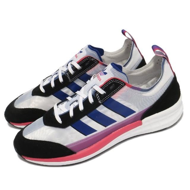 【adidas 愛迪達】休閒鞋 SL 7200 Pride 男鞋 愛迪達 海外限定 驕傲 回彈 彩色(FY9020)