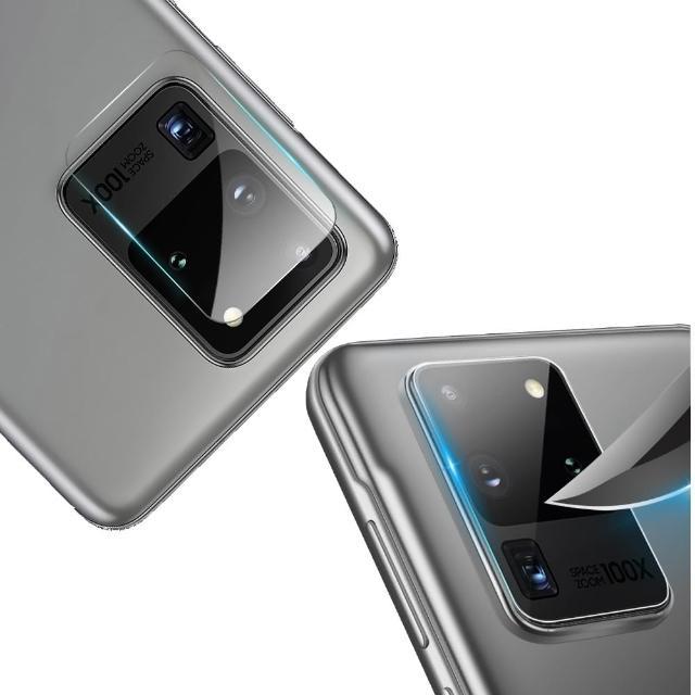 【PKG】三星A72-5G鏡頭保護貼(抗刮薄膜玻璃鏡頭貼)