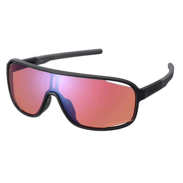 【SHIMANO】TECHNIUM RIDESCAPE OR 一片式太陽眼鏡 金屬黑