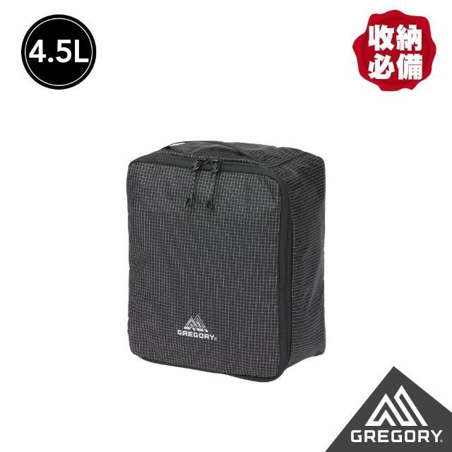 【Gregory】4.5L PACKING CUBE AL 收納方包(黑)