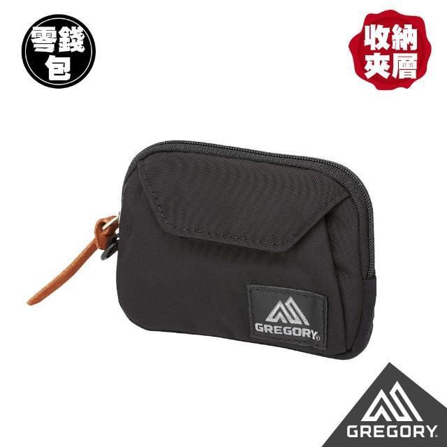 【Gregory】PENNY 零錢收納包(黑)