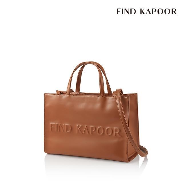 【FIND KAPOOR】MONA 32 系列 兩用中型方包- 褐色